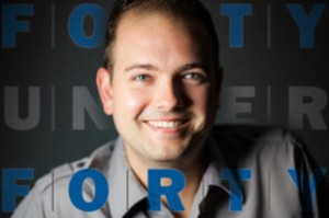 Ilfusion CEO Jeff Langhammer Selected as a Forty Under Forty Recipient