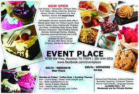 The Event Place by Stafford Events Opens in Houston Texas