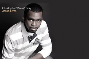 "Gospel Singer Christopher Gray Releases ""Jesus Lives"""