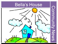 Bella's House Community News a cutting edge community portal