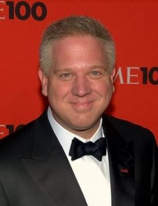 Glenn Beck speaks about eye condition