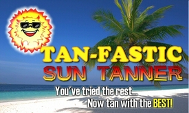 SaveOnTans.com Welcomes Tan-Fastic Suntanner Tanning Salons