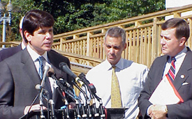 Senate Democrats Plan Not So Warm Welcome for Blagojevich Appointee