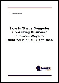 SP Home Run Inc. Shares Tactics on How to Start a Computer Consulting Business