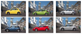 Sporty Cars Aimed At Millennials Don't Stack Up to 2012 MINI Cooper