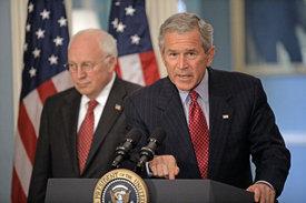 Bush Legal Memos Released