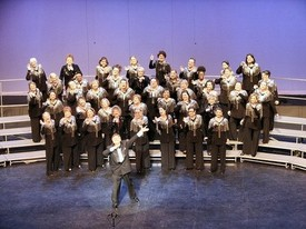 Local Chorus Wins Top Honors