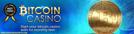 Start Your Bitcoin Casino – One of the Best Deals of 2014