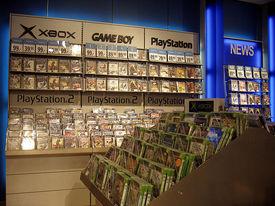 Video Game Sales Down in April