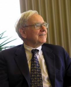 Buffett Says Economy on Recovery Path