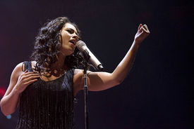 Five people to join Alicia Keys on Africa trip