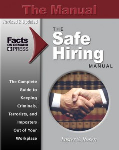 "Employment Screening Resources Releases ""All Things Background Checks"""