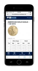 Dillon Gage Metals FizTrade.com Platform Goes Mobile