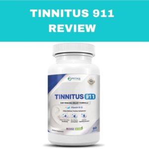 Tinnitus 911 Reviews – Do Its Ingredients Help Against Tinnitus?